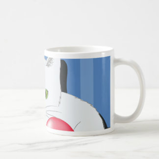 Taza De Café 63White Cat_rasterized