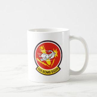 Taza De Café 668o Escuadrilla de la bomba