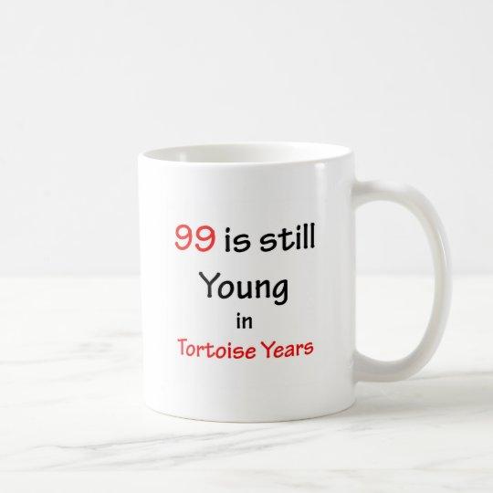 Taza De Café 99 años de la tortuga