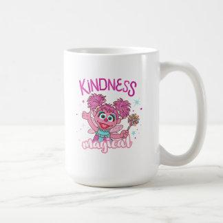 Taza De Café Abby Cadabby - la amabilidad es mágica