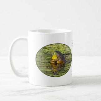 Taza De Café Abrazos de la rana