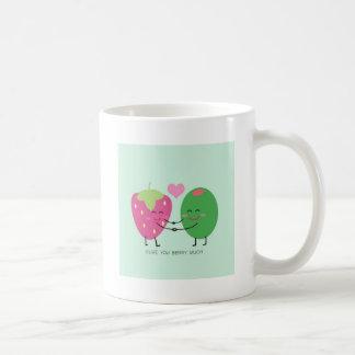 Taza De Café Aceituna usted baya mucho