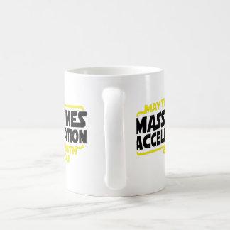 Taza De Café Aceleración total de las épocas
