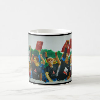 Taza De Café ACT UP en NIH 1990