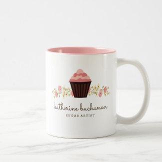 Taza de café adaptable del artista del azúcar