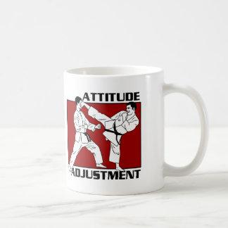 Taza De Café Ajuste de la actitud
