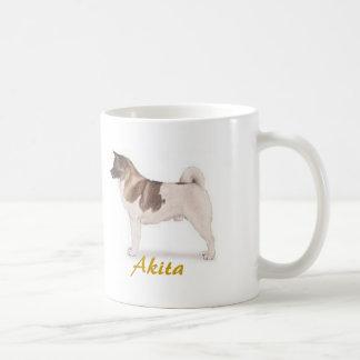Taza De Café ¡Akita, amante del perro a montones!