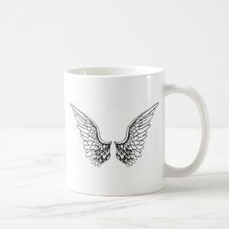 Taza De Café Alas del ángel