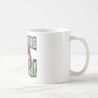 Taza De Café Algo Squatchy
