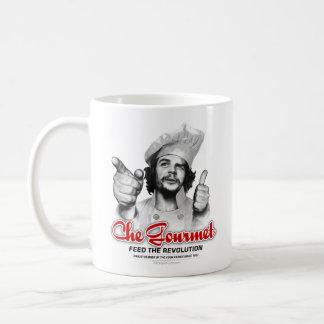 Taza De Café Alimentación gastrónoma de Che la revolución -