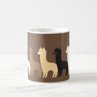Taza De Café Alpaca