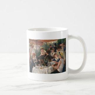 Taza De Café Alumerzo del fiesta del canotaje - Renoir