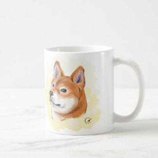 Taza De Café Amantes de Shiba Inu