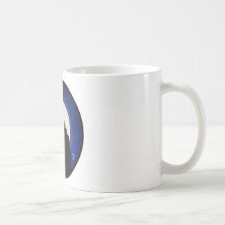 Taza De Café Amantes debajo de la luna