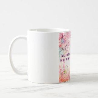 Taza De Café Amaría decirle cómo siento realmente…