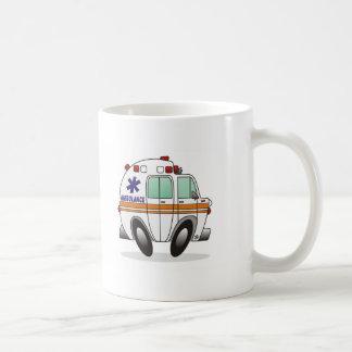 Taza De Café Ambulancia