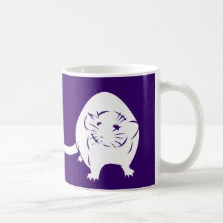 Taza De Café ¡Ámeme, ame mis ratas!
