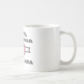 Taza De Café Americano del 100%, Luisiana
