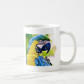Taza De Café Amigo colorido