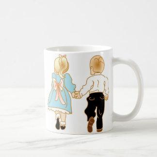 Taza De Café Amigos de la niñez