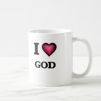 Taza De Café Amo a dios