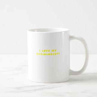 Taza De Café Amo a mi radiólogo