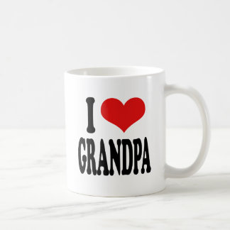 Taza De Café Amo al abuelo