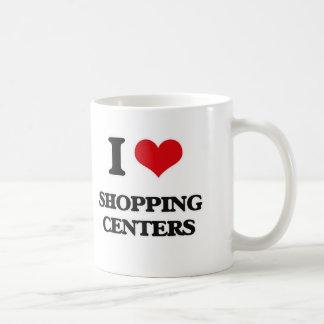 Taza De Café Amo centros comerciales