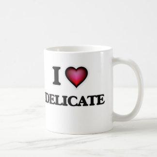 Taza De Café Amo delicado