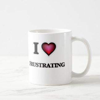 Taza De Café Amo el frustrar