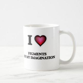 Taza De Café Amo ficciones de mi imaginación