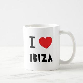Taza De Café Amo Ibiza