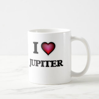 Taza De Café Amo Júpiter