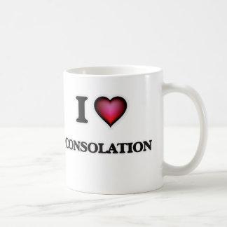 Taza De Café Amo la consolación