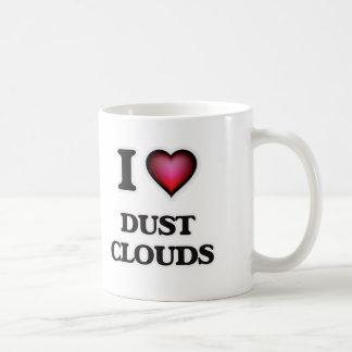Taza De Café Amo las nubes de polvo