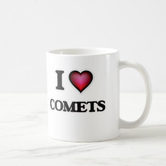 Taza De Café Amo los cometas