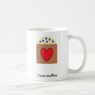 Taza De Café Amo los molletes