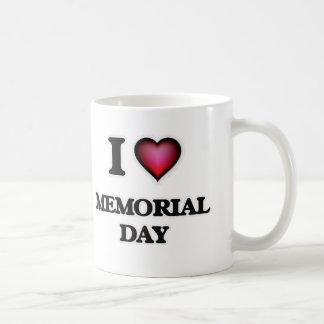 Taza De Café Amo Memorial Day