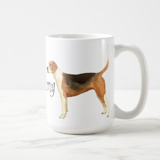 Taza De Café Amo mi raposero americano