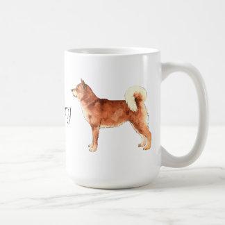 Taza De Café Amo mi Shiba Inu