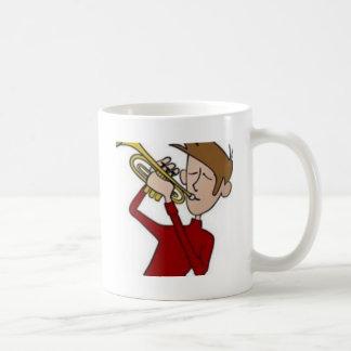 Taza De Café Amo mi trompeta-Taza