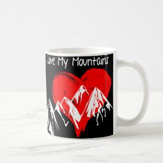 Taza De Café ¡Amo mis montañas!
