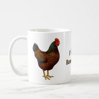 Taza De Café Amo mis pollos de Barnevelder