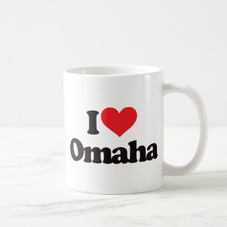 Taza De Café Amo Omaha
