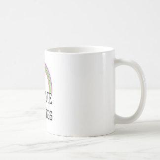 Taza De Café Amo oscilaciones