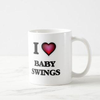 Taza De Café Amo oscilaciones del bebé