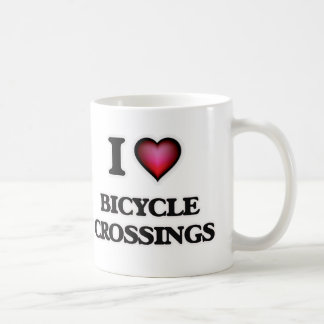 Taza De Café Amo travesías de la bicicleta