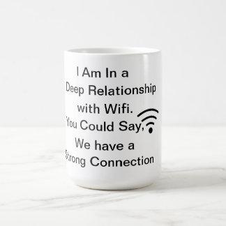 Taza De Café Amor 2 de Wifi
