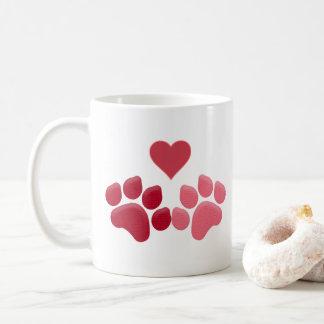 Taza De Café Amor de la Pata-fect