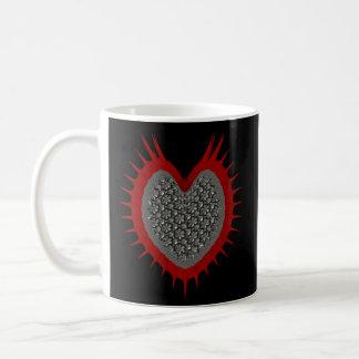 Taza De Café Amor del metal